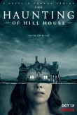 Jaquette de « The Haunting of Hill House »
