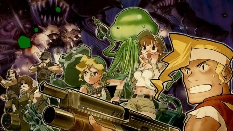 Image de « Metal Slug Collection PC »