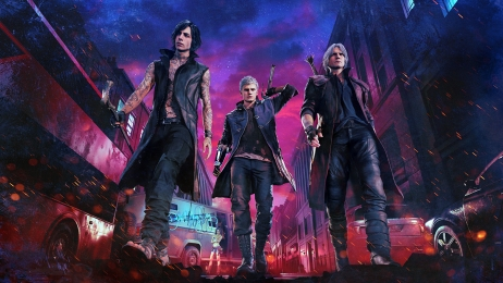 Image de « Devil May Cry 5 »